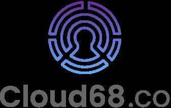 Cloud68.co svg logo